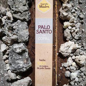 Sahumerio Palo Santo y Copal