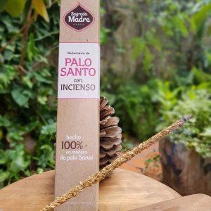 Sahumerio Palo Santo