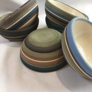 Copetinero de cerámica