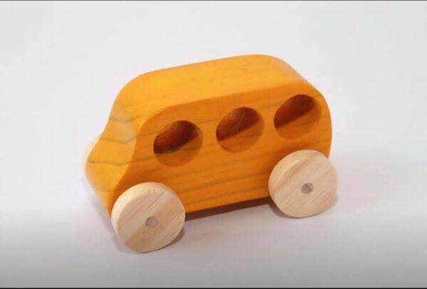Colectivo de madera